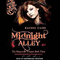 Midnight Alley: The Morganville Vampires, Book 3
