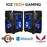Gaming Desktop Custom System Ryzen 3 2200G Vega 8 Budget 3.5 GHz 12