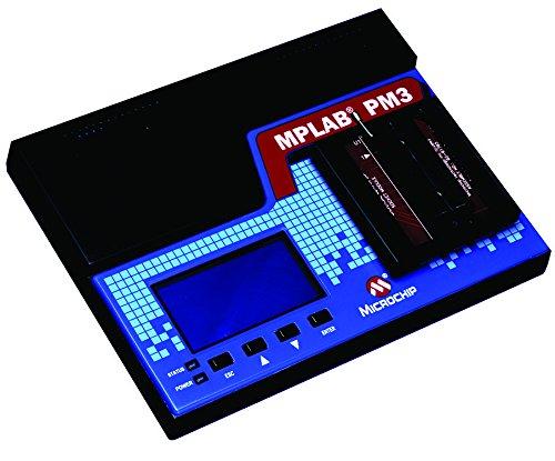 MICROCHIP DV007004 PROGRAMMER, UNIVERSAL, MPLAB PM3, PIC, DSPIC30F by MICROCHIP