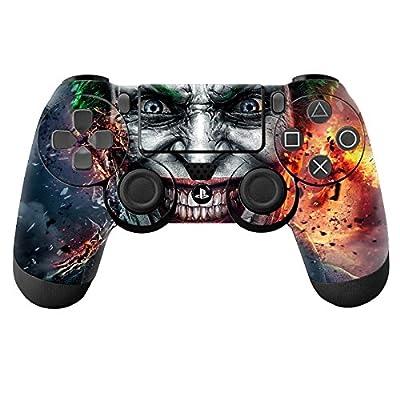 Joker FirSticker Decal Skin For Playstation 4 PS4 Controllers DualShock 4 from Huizhou City Junsi Electronics Co., Ltd.