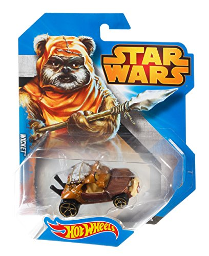 hot wheels star wars character car wicket import it all. Black Bedroom Furniture Sets. Home Design Ideas