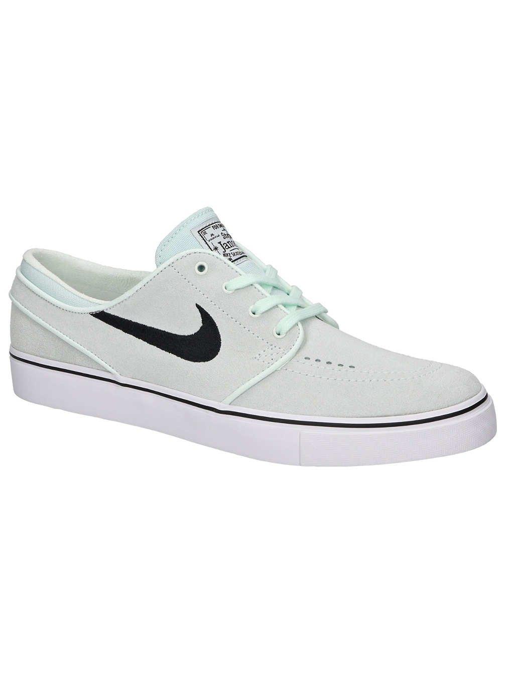 NIKE Men's Zoom Stefan Janoski Skate Shoe B0742Y5GHS 6 D(M) US|Barely Green/Black
