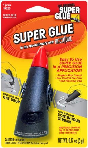 Super Glue Super Glue 19025-12 Accutool, 12-Pack(Pack of 12) by Super Glue