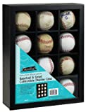 MCS 10 inch x 13 inch Baseball Display Case Holds 12 Balls