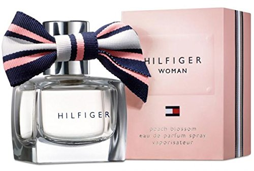 HILFIGER WOMAN PEACH BLOSSOM For Women 1.7 oz EDP Spray By TOMMY - Edp Ounce Blossom 1.7
