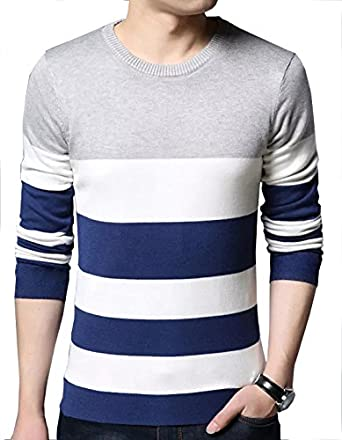 EYEBOGLER Regular Fit Men s Cotton T-Shirt (M-T14-LGWHNB, Light Grey ... 5ce4828536