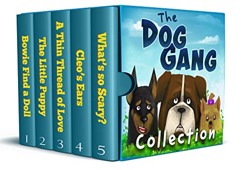 The Dog Gang Collection by Yael Roseman ebook deal