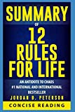img - for Summary of 12 Rules for Life: An Antidote to Chaos By Jordan B. Peterson book / textbook / text book