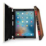 Twelve South BookBook for iPad Pro (12.9-inch, 1st Gen), Rutledge |  hardback leather case and easel for iPad Pro + Apple Pencil