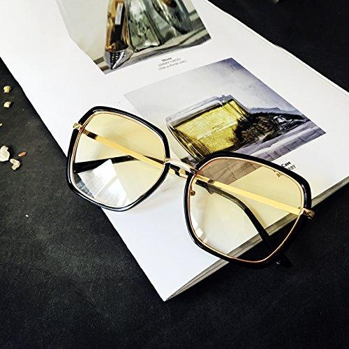 Et De Soleil Hommes Lunettes des c3 Xue Femmes zhenghao Fashion pour Lunettes TO6X1