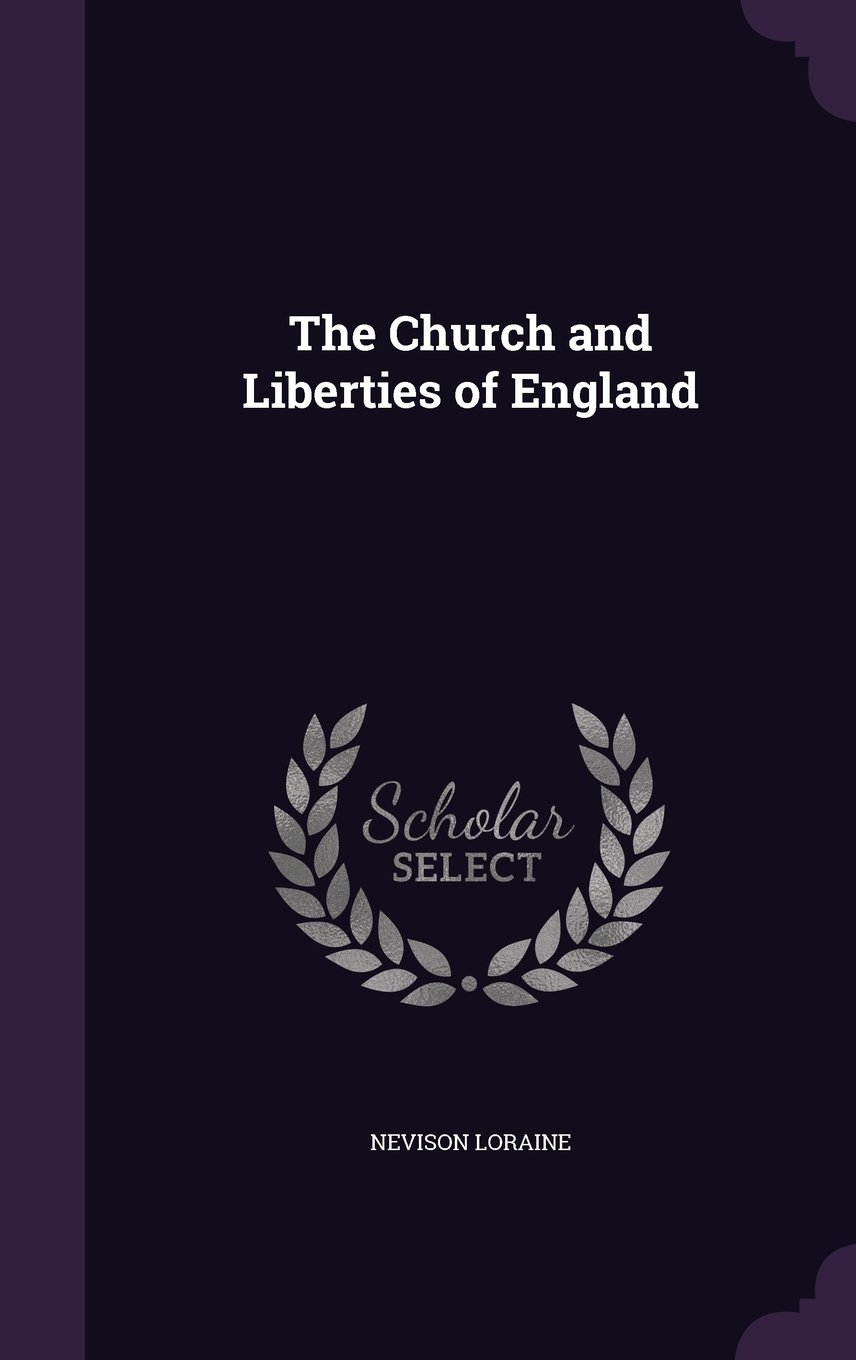 Download The Church and Liberties of England PDF