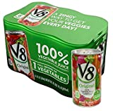 Campbell V8 vegetable juice 163ml cans X24 (6X4) this entry