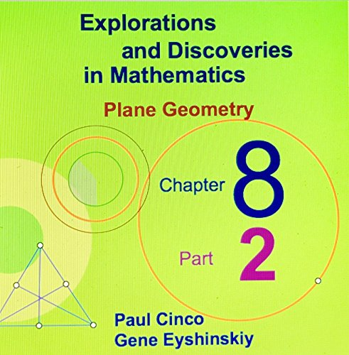 Chapter 08, Part 2: Coordinate Geometry (Slopes, Lines, Line Segments, Proofs, Areas)     (30 day rental)