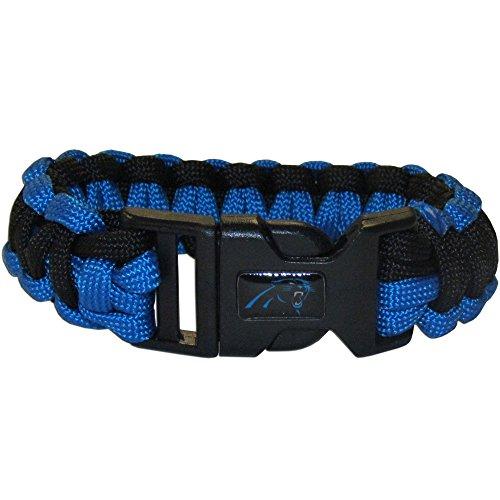 NFL Carolina Panthers Survivor Bracelet ()