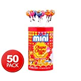 Chupa Chups Mini Assorted Flavour Lollipops