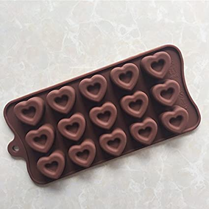 Amazon Com Candy Molds Silicone Confection Candy Valentine S Day