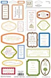 Fiskars Heidi Grace Designs Clear Stickers We Are Family Phrases