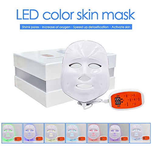 Led Red Light For Facial - 9