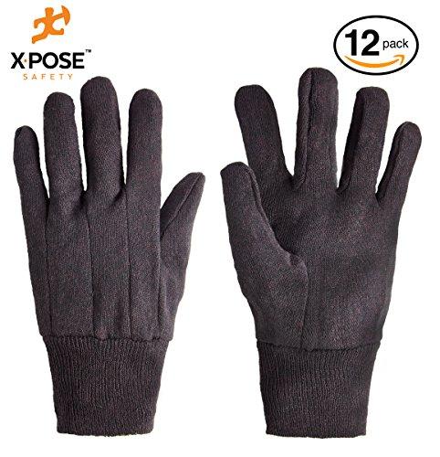 9 Oz Brown Jersey Knit - 2