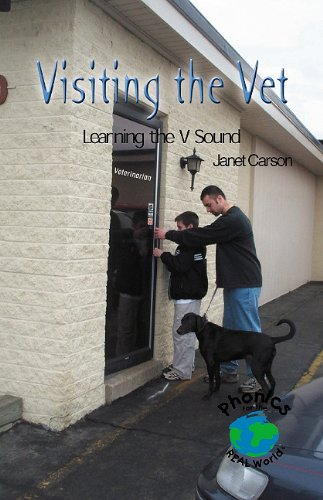 Visiting the Vet: Learning the V Sound (Powerphonics) PDF