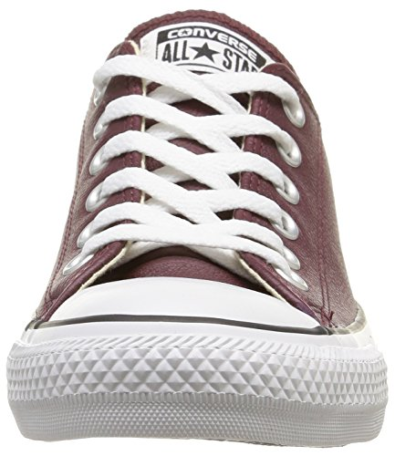 Converse Chuck Taylor All Star Leer Ox Deep Bordeau