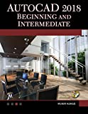 img - for AutoCAD 2018 Beginning and Intermediate book / textbook / text book