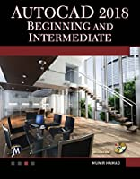 AutoCAD 2018 Beginning and Intermediate Front Cover