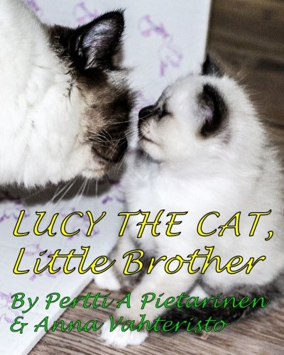 Download Lucy The Cat: Little Brother (Volume 2) pdf epub
