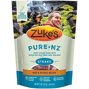 Amazon.com: Zuke'S Purenz Jerky Bites New Zealand Beef