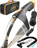 Best Car Vacuums - Car Vacuum Cleaner high Power - 110W 12v Review