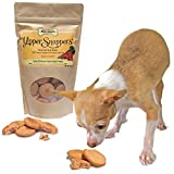 Mess Less Pet Hypoallergenic Grain-Free Yipper Snappers Apple Carrot Gourmet Dog Treats