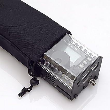 Brilliant Aluminium Alloy Cnc Protect Cover Case Heatsink Kits For Elecraft Kx3 Transceiver Bag By Windcamp Download Free Architecture Designs Scobabritishbridgeorg