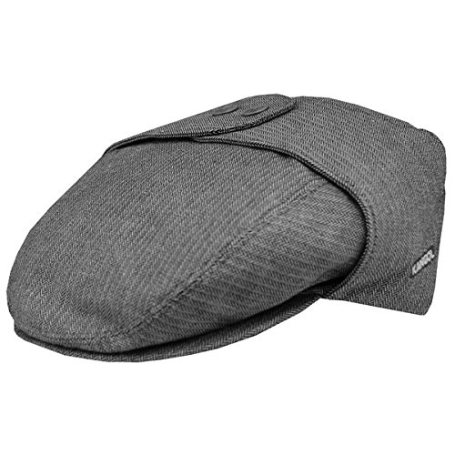 Kangol Men Tweed Bugatti Canvas Herringbone M
