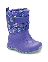 Merrell Snow Quest Lite Toddler Wtrp Boot