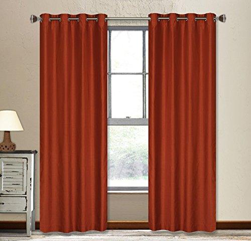 LuxuryDiscounts Grommet Window Curtain Treatment product image