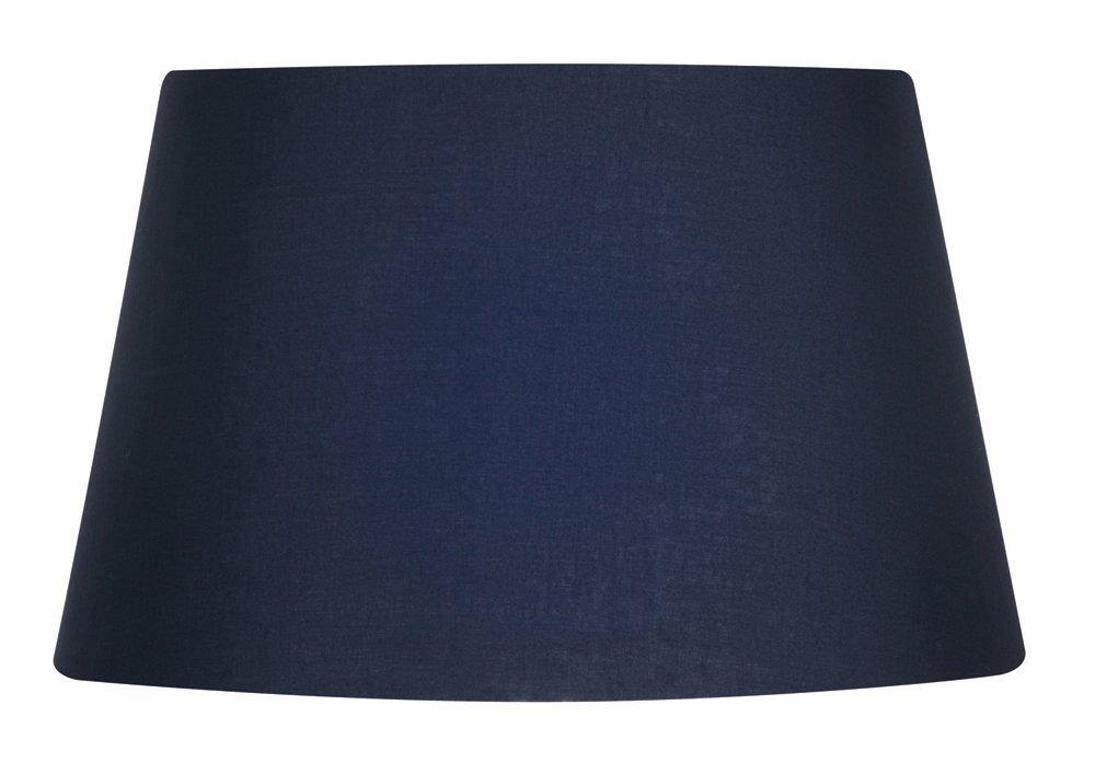 25,4/cm Klassisch wein Oaks Lighting Drum Lampenschirm aus Baumwolle