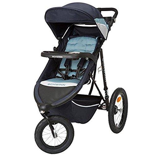 Abc Triple Stroller - 6