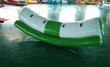 Juegos hinchables acuáticos, Cama elástica, balancín, Pulpo ...