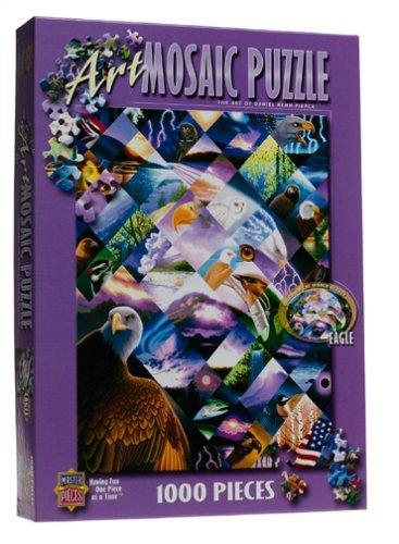 Eagle 1000 Piece Puzzle by MasterPieces