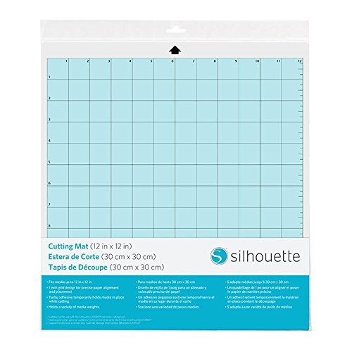 Silhouette 12 x 12 Cutting Mat / Carrier Sheet (for the Cameo only) by (Silhouette Painting)