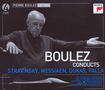 Stravinsky: Pierre Boulez Edition