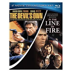 In the of Line Fire / The Devil's Own (Two-Disc Set) [Blu-ray]