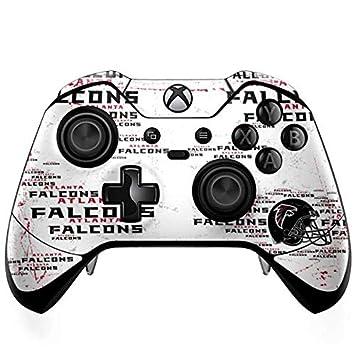 Amazon com: Skinit Atlanta Falcons - Blast Xbox One Elite