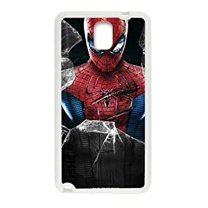 Spiter man Fashion Comstom Plastic case cover For Samsung Galaxy Note3