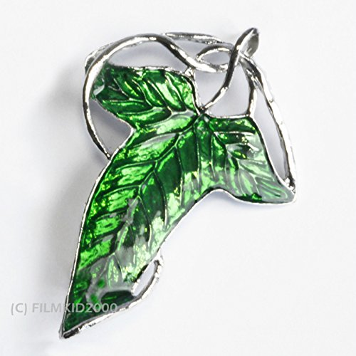 leaf clasp lord of the rings - 5