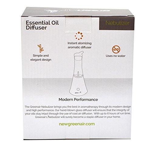 Greenair Nebulizer Diffuser Aromatherapy, 1 Pound