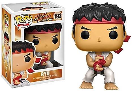 Vinyl Figure Street Fighter Pop Ryu Special Attack