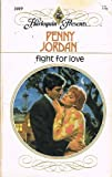 Fight for Love, Penny Jordan, 0373110898