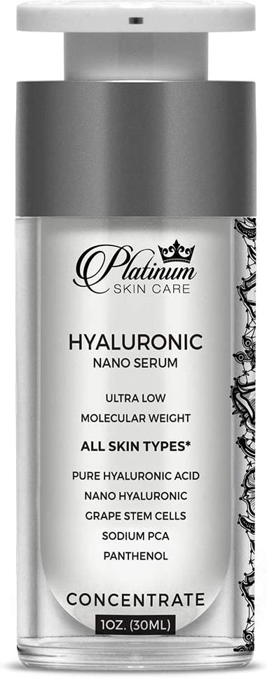 Hyaluronic Nano Grape Stem Serum 1 oz
