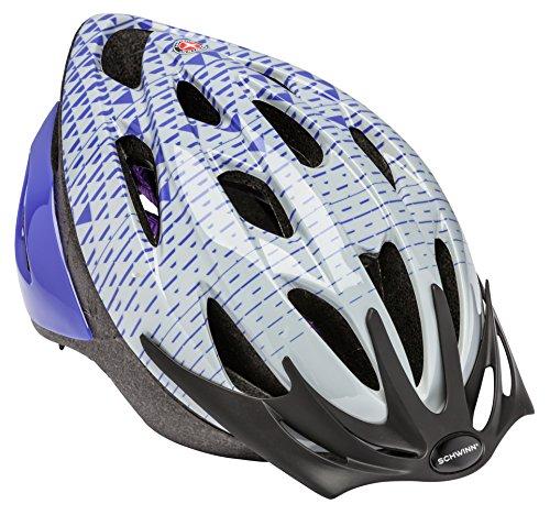 Schwinn Thrasher Girl's Microshell Bicycle Helmet, Purple